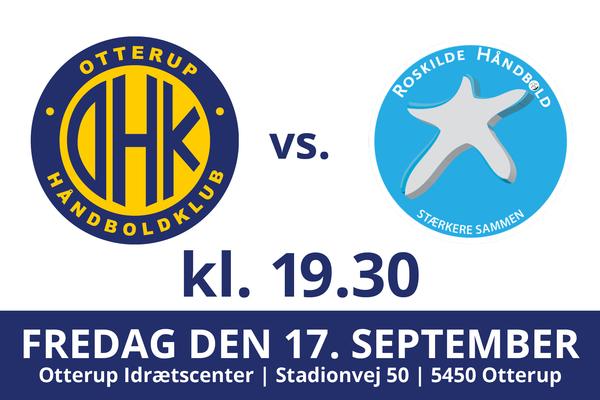 Otterup HK - Roskilde Håndbold